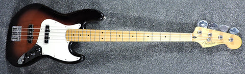 Fender Player Jazz Bass 3 Colour Sunburst