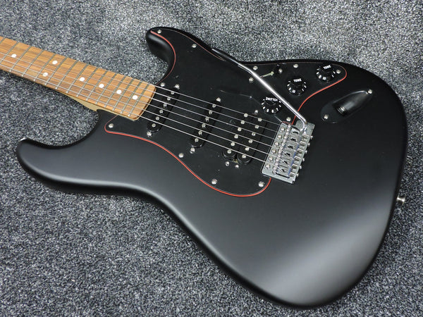 Fender Special Edition Noir HSS Stratocaster Satin Finish. LAST ONE available in the UK!