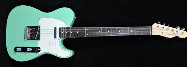 Fender Hybrid 60's Telecaster. Made In Japan. Surf Green.