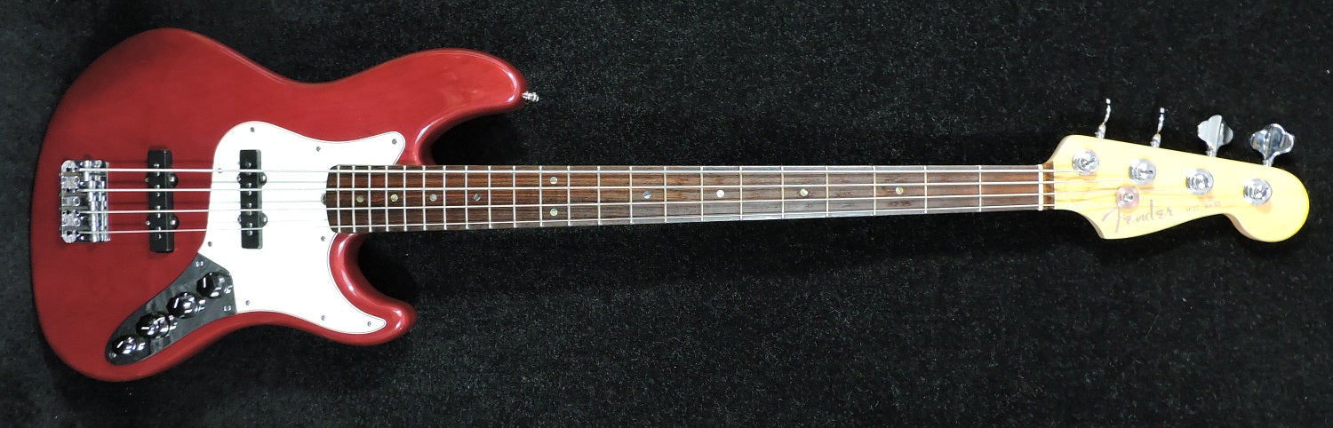 Fender Jazz Bass Deluxe Active 3-Band-EQ 2000 - Used
