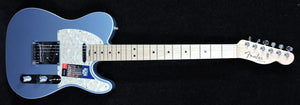Fender American Elite Telecaster MN Satin Ice Blue Metallic