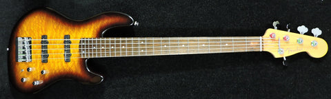 Fender Jazz Bass 24 V, 5-String Made in Korea - Used