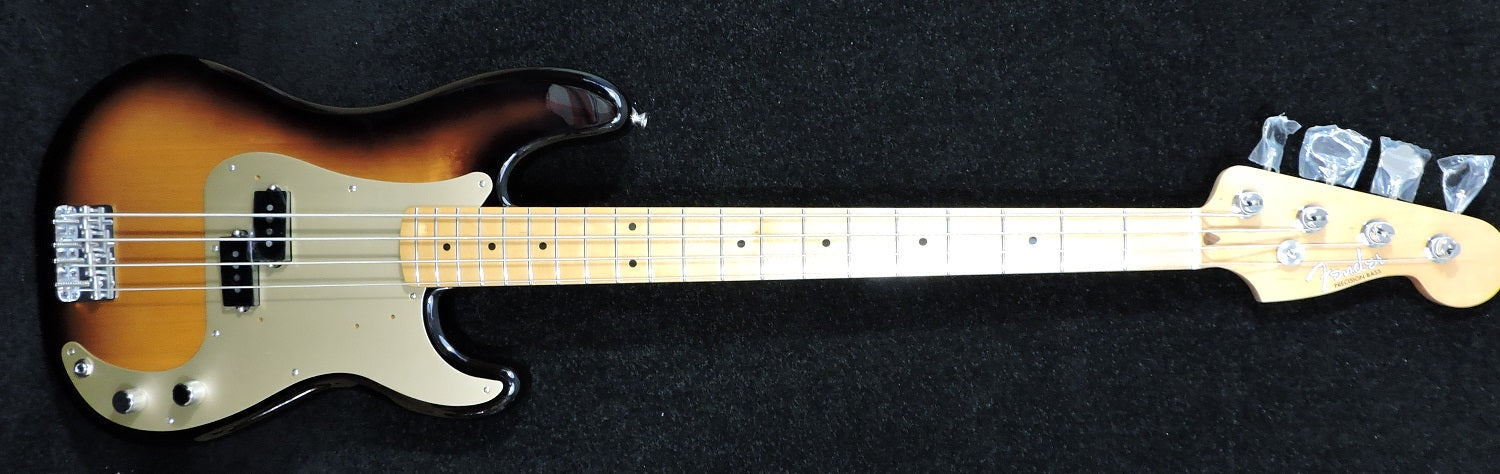 Fender '50s Precision Bass 2-Colour Sunburst