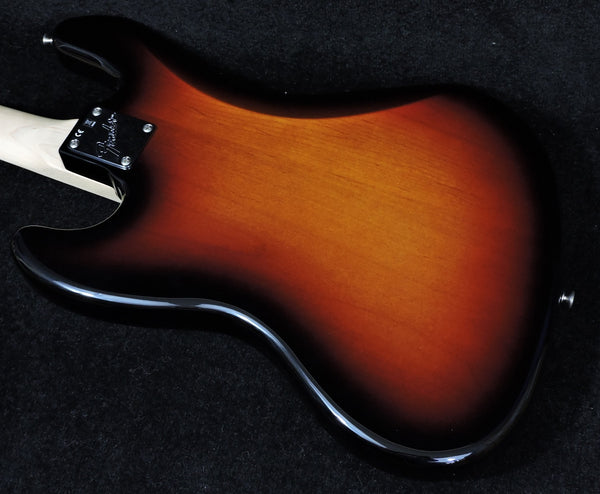 Fender American Performer Jazz Bass 3 Colour Sunburst