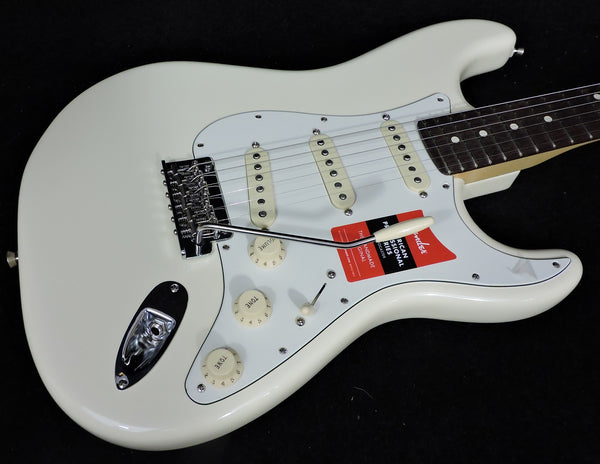 Fender American Professional Stratocaster Olympic White