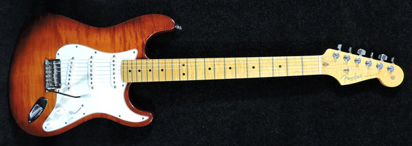 Fender Stratocaster Select 2012 Flame Maple -Used