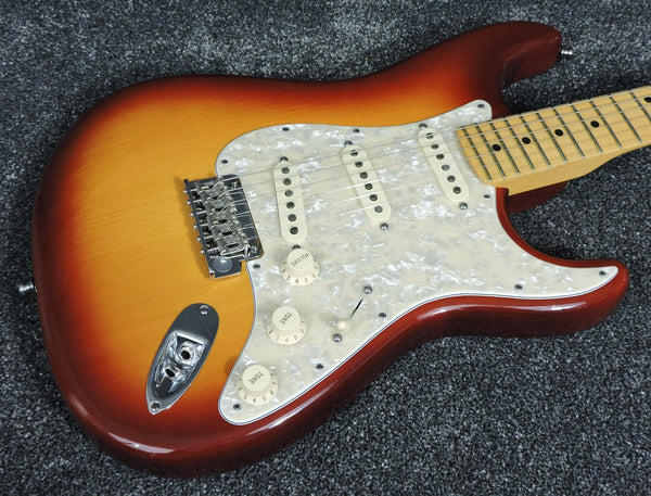 Fender Stratocaster Select 'Port Orford Cedar' - Used