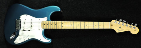 Fender Stratocaster American Series (USA Standard) Ocean Turquoise 2001 - Used