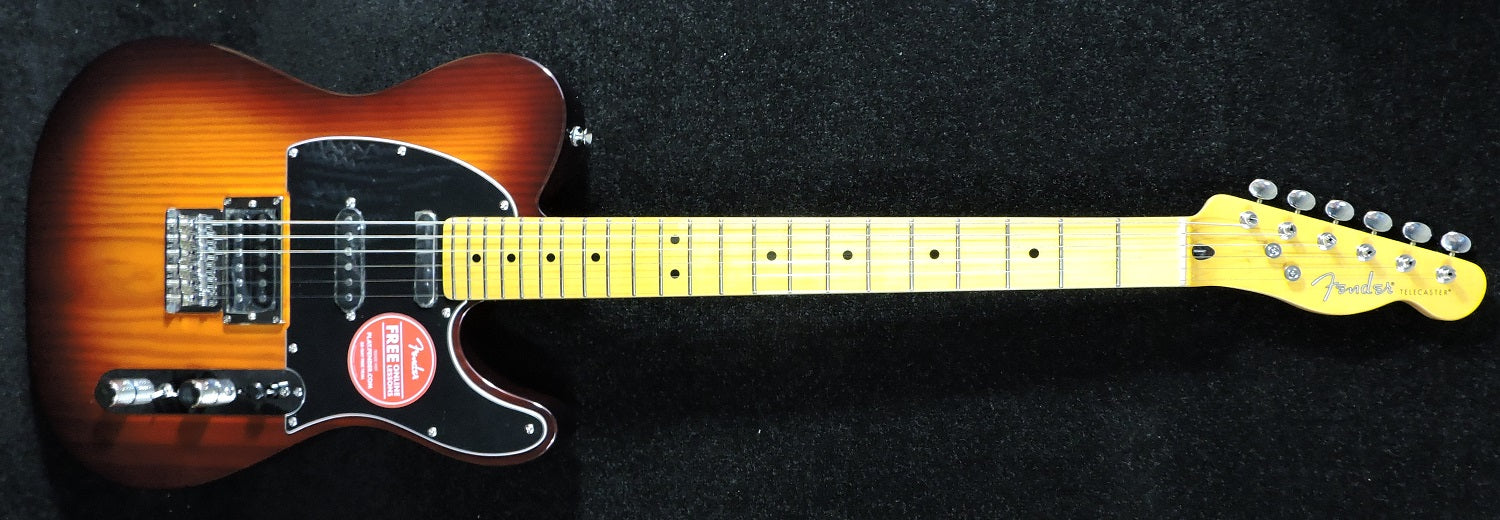 Fender Modern Player Telecaster Plus Honey Burst