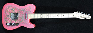 Fender MIJ Classic 69 Telecaster Pink Paisley