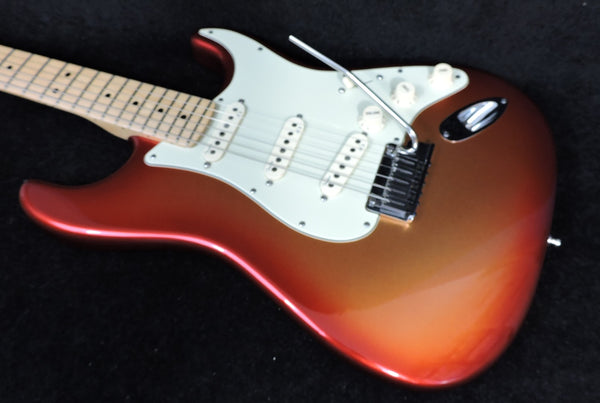 Fender Stratocaster American Deluxe 2010 Sunset Metallic - Used