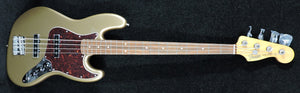 Fender Vintera 60's Jazz Bass Firemist Gold - Slightly Marked