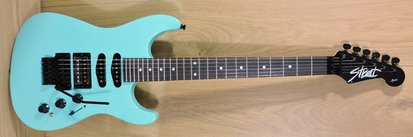 Fender Limited Edition HM Strat Ice Blue
