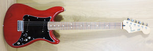 Fender Player Lead II Crimson Red Transparent