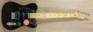 Fender Modern Player Telecaster Plus Charcoal Transparent
