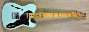 Fender American Original 60s Telecaster Thinline Surf Green