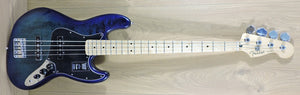 Fender Limited Edition Player Series  Jazz Bass Plus Top Blue Burst