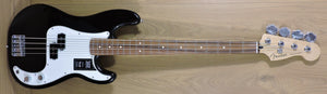Fender Player Precision Bass Black Maple Neck