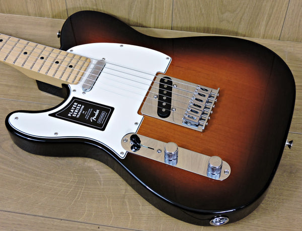 Fender Player Telecaster Left-Handed 3 Colour Sunburst