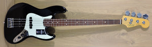 Fender American Professional II Jazz Bass. Black RW - IN STOCK NOW