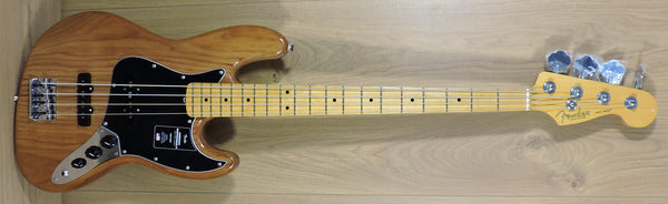 Fender American Professional II Jazz Bass. Roasted Pine, MN