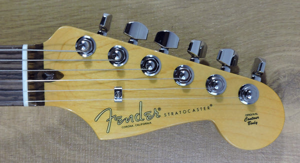 Fender American Professional II Stratocaster, Dark Night, Rosewood Neck - IN STOCK NOW!