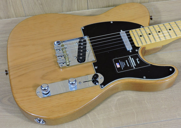 Fender American Professional II Telecaster. Roasted Pine MN