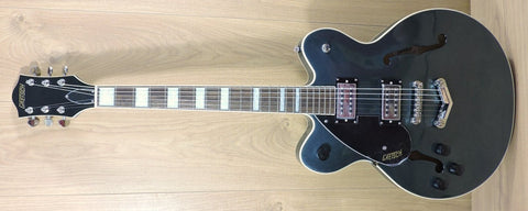 Gretsch G2622LH Streamliner Centre Block With V-Stoptail, LEFT-HANDED Gunmetal