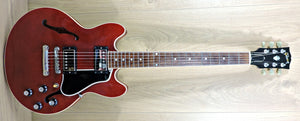 Gibson ES339 Custom Shop 2011 '59 neck Antique Red - Used