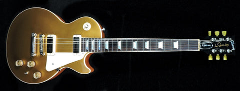 Gibson Les Paul Deluxe Gold Top - Used