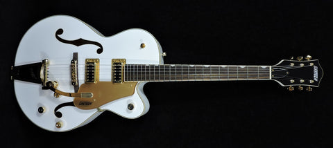 Gretsch G5420TG Electromatic Snow Crest White Gold Hardware Limited Edition