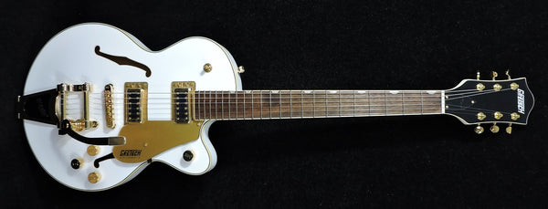 Gretsch G5655TG Electromatic Limited Edition Snow Crest White