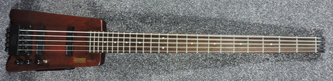 Hohner B2A V Five String Headless Bass - Used