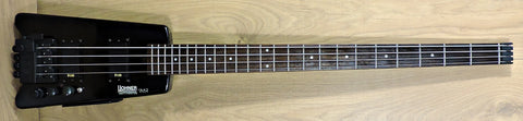 Hohner B2A 4-String Headless Bass - Used
