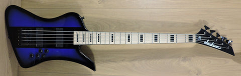Jackson X Series Signature David Ellefson Kelly Bird V Bass - Used