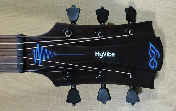 Lag Hyvibe 10 Smart Guitar Tramontane - Built-in Amp and Effects!