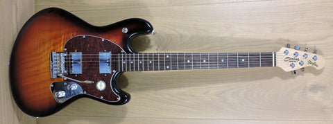Sterling by Music Man Stingray SR50 Sunburst - Ex-demo