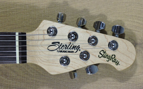 Sterling by Music Man Stingray SR50 Black - Ex-demo