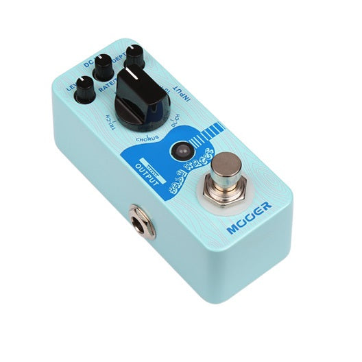 Mooer Baby Water Chorus And Delay Pedal