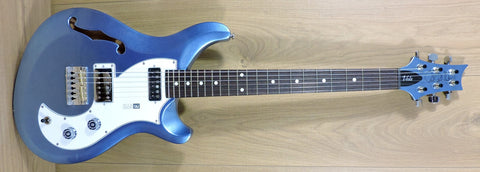 PRS S2 Vela Semi-Hollow Frost Blue Metallic