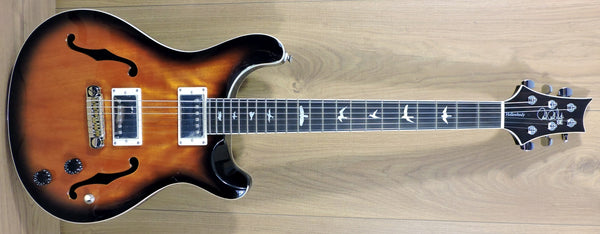 PRS SE Hollowbody Standard McCarty Tobacco Sunburst