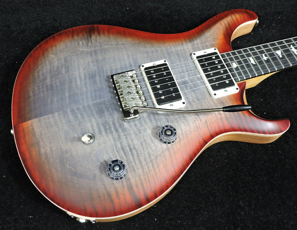 PRS CE24 Satin Ltd Edition Faded Grey Cherry Burst