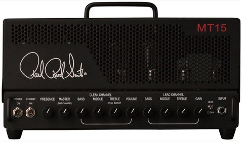 PRS MT15 Mark Tremonti 15watt Valve Head - DUE BACK IN STOCK MARCH 2021. PRE-ORDER NOW!