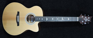 PRS SE AX20E Electro-Acoustic With Case. Slight mark