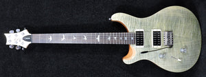 PRS SE Custom 24 Left Handed Trampas Green - Ex-demo