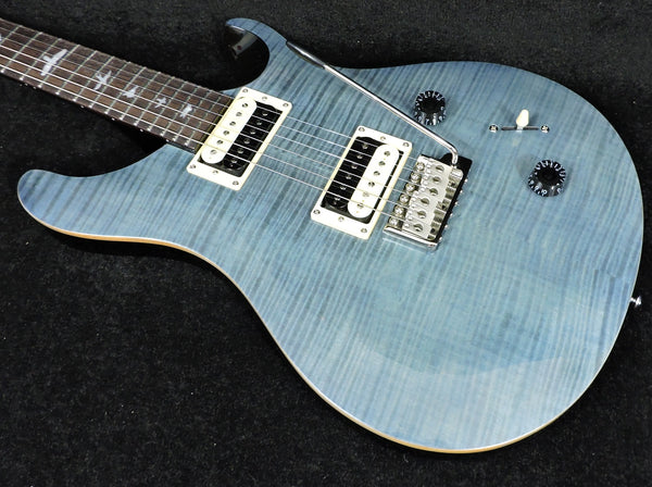 PRS SE Custom 22 Whale Blue - Marked