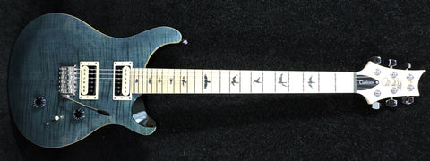 PRS SE Custom 24 LIMITED EDITION Maple neck Whale Blue
