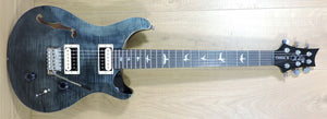 PRS SE Custom 22 Semi-Hollow Gray Black