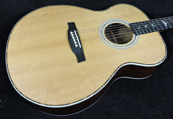 PRS SE T40E Electro-Acoustic With Case
