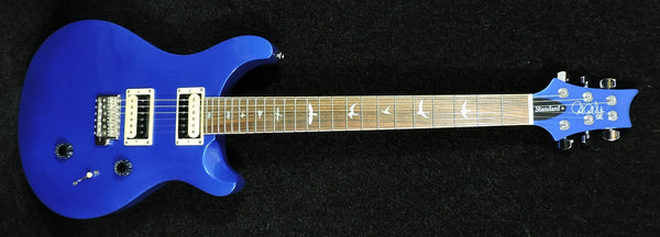 PRS SE standard 24 Limited Edition Royal Blue Metallic